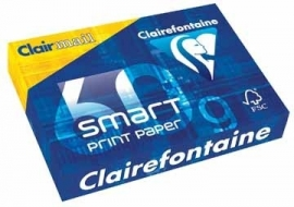 Clairefontaine Wit papier Smart Print A4 60 g/m²