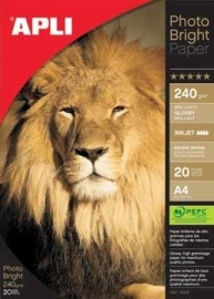 Apli Photo Bright Paper A4 240 g/m²