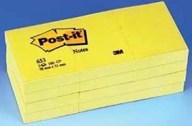 Post-it® Effen Notes 653M