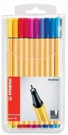 Stabilo fineliner Point 88 20-Pack