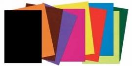 Folia gekleurd tekenpapier A4