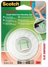 Scotch® plakband Mounting Tape