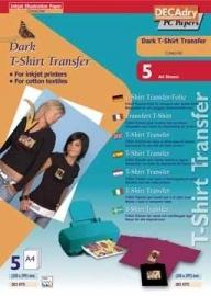 Decadry T-shirt Transfer Paper