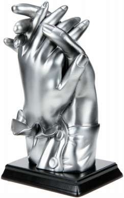 Figurine Folded Hands 706
