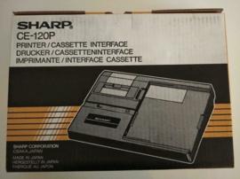 Rare Original Sharp CE - 120P Printer+cassette interface NOS