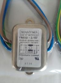 Schaffner FN 610 3/07 RFI netontstoorfilter 3A (partij)