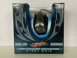 Revoltec FightMouse 2000DPI laser gaming mouse