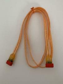 SATA kabel tbv harddisk uv orange 90cm
