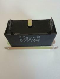 Sharp 3,5uf 480VAC MKT