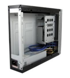 LC Power 1370BII M-ITX 90W behuizing