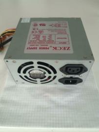 Zeck AG-200T AT PC voeding PSU 200W vintage NOS