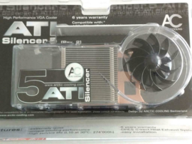 Arctic Cooling ATI Silencer 5 /72mm/ATI X800, ATI X850 VGA COOLER