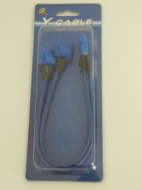 Y shaped power cable 300mm