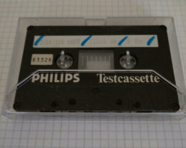 Philips testcassette 0-MIX  Fakas 34