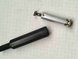 6,3mm female stereo jackplug