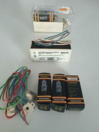 Halogeen experimenteerkit 75 watt bouw je eigen lamp!