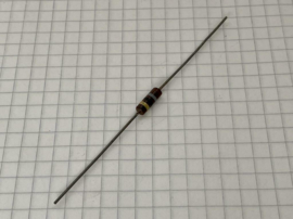 Carbon weerstand 18oHm 0,5W
