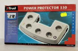 Trust Power protector 530 Energy stekkerdoos 5 voudig