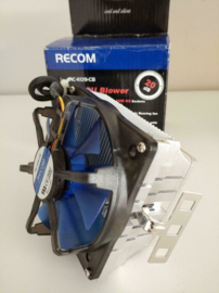 Recom CPU Blower AMD K8 Sockets 754, 939, 940 /92mm