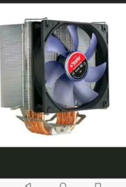 Spire Thermax II CPU vintage cooler Intel, AMD