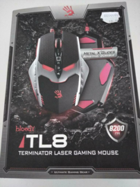 Bloody TL8 Terminator Laser Gaming Mouse