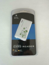 Mini USB all in one memory card reader SD, Sim, smart card