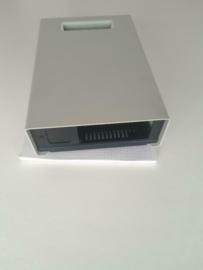 Electronica projectbehuizing 280mmx180x65 met voeding