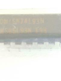 SN74L93N IC Bin counter sealed part NOS