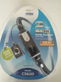Aten 2 port PS/2 DVI KVM switch