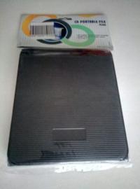 CD/DVD opbergmap voor 12 stuks