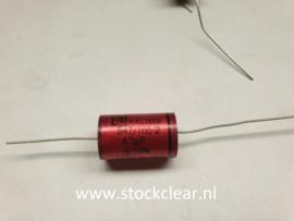ERO 4,7 uf 160v  100c MKC 1860