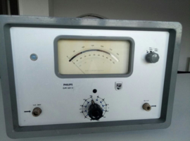 Philips GM 6012 millivoltmeter