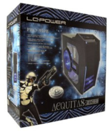 LC Power PRO-919B - Aequitas_2099 - ATX Gaming