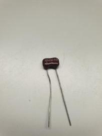 Zilver mica 430pf 500v condensatoren (grote voorraad)