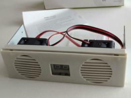 """Vintage Hard disk cooler 3.5"""" EE-HD02"""