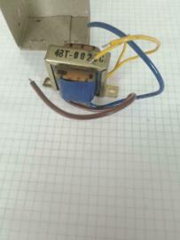 Trafo 220V 6V 0,2A H35x32x30
