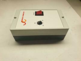 ABS behuizing met inhoud en thermokoppel