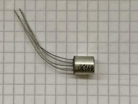 Germanium transistor OC169