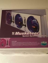 Coolermaster Musketeer LL-U02