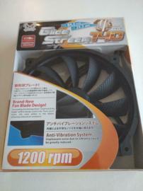 Scythe GlideStream 140mm Case fan 1200 rpm