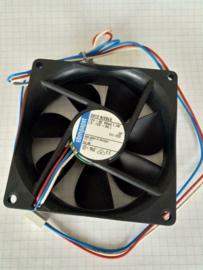 EBM PAPST 3412 N/2GLE 92mm 12V DC ventilator 3pin