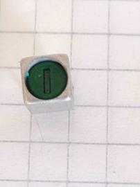 Toko HF spoeltrimmer groen 5mm