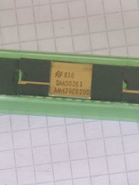 National semiconducter MM74C920D ram