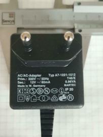 AC-AC adapter220V AC 12V 80 mA AC