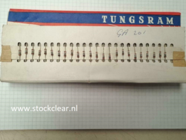 GA-201 Tungsram Germanium glas diode NOS