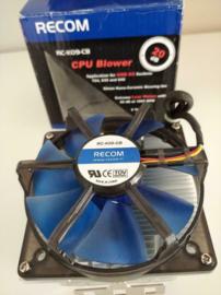 Recom CPU Blower AMD K8 Sockets 754, 939, 940 /92mm