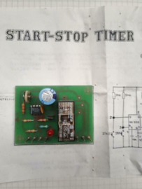Start-Stop Timer