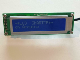 LCD Display 2x20 dot matrix HD44780