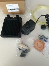 Asetek KT03-L20 10mm CPU watercooling starter kit NOS