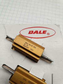 Dale vermogenweerstand 8ohm 25W